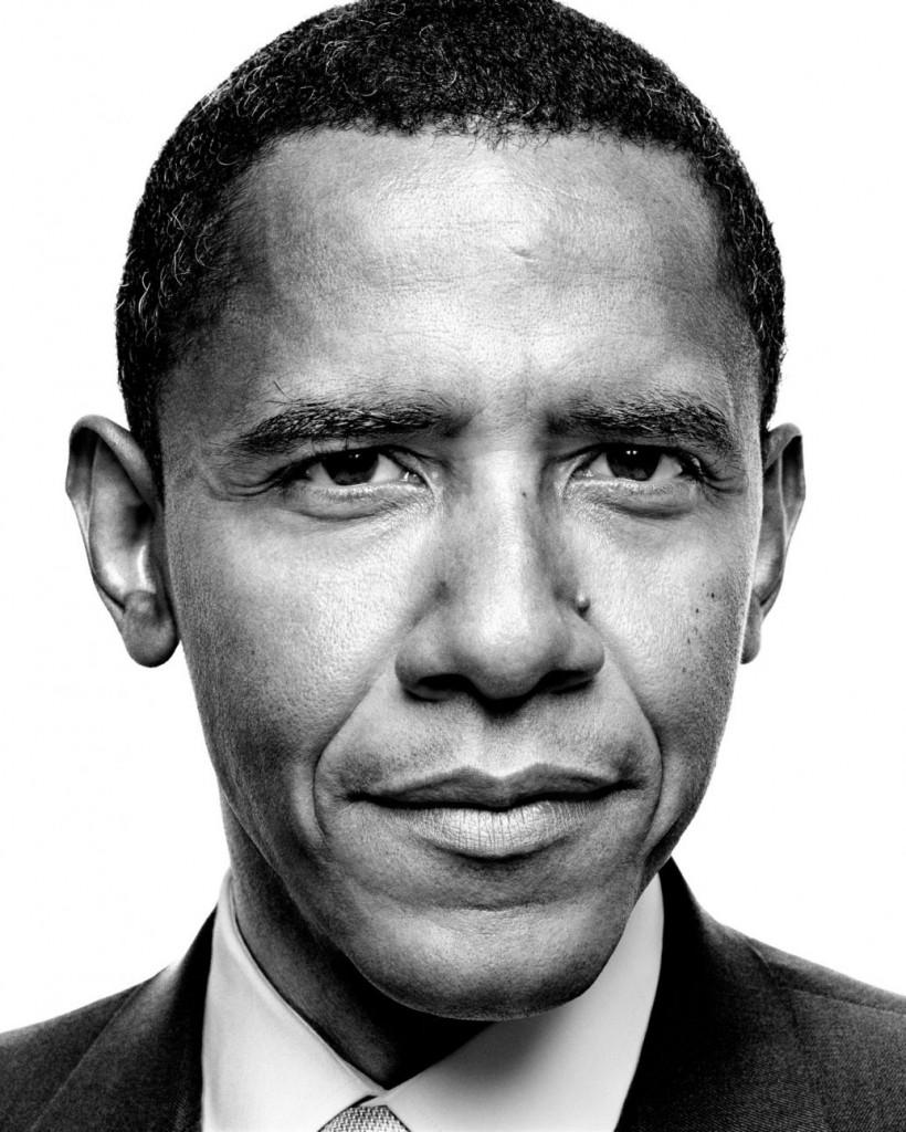Barack-Obama-Portrait-photography