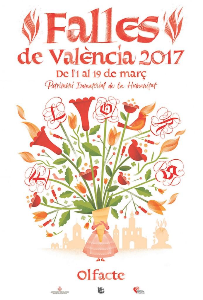 """OLFACTE. """"Falles de València 2017"""""""